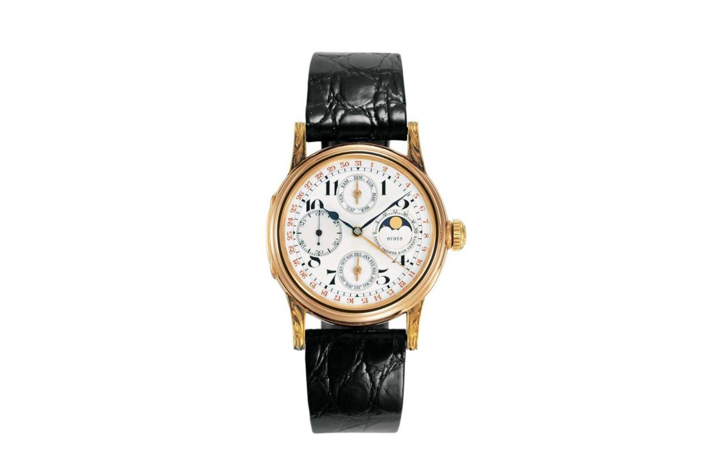patek philippe no 97 975 from 1925 worlds first perpetual calendar wristwatch