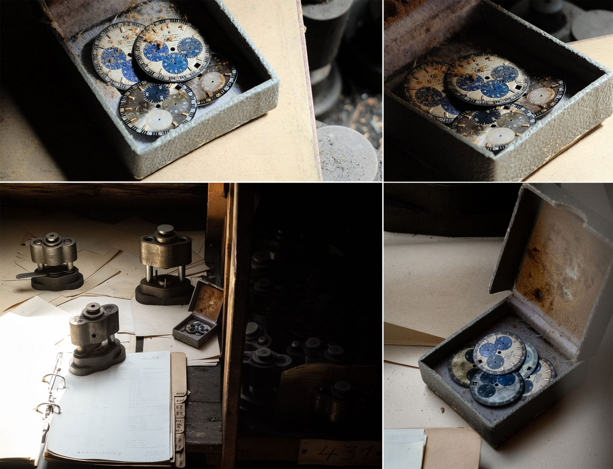 Zenith Chronomaster Revival Manufacture Edition Ref.03.Z386.400-60.C843 Archives 2020 Novelty
