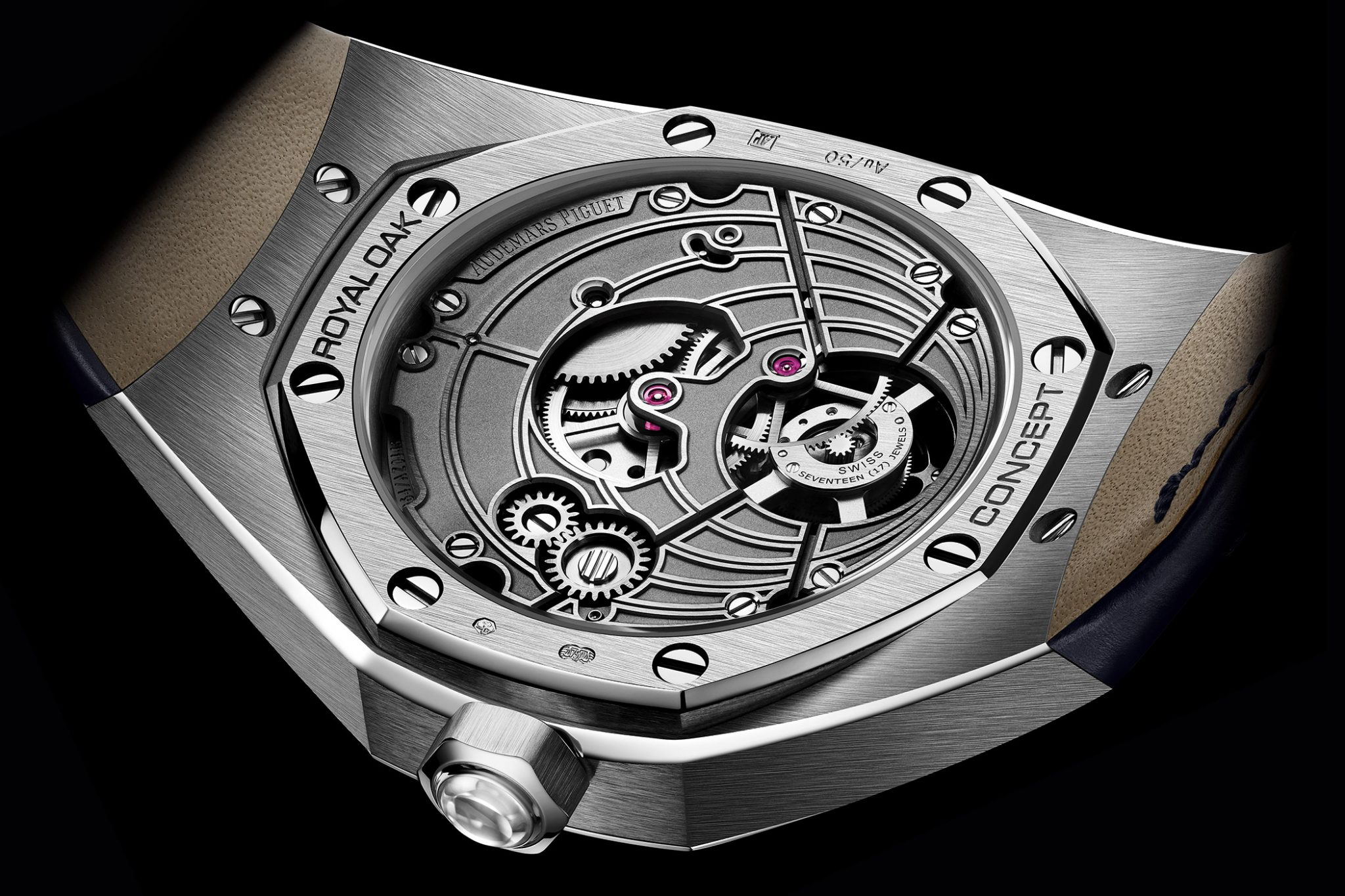 Audemars-Piguet-Royal-Oak-Concept-Frosted-Gold-Flying-Tourbillon-26630BC-Caseback